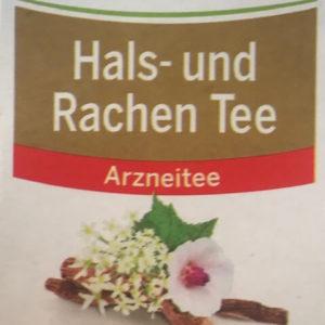 ドイツ人が風邪の時飲むハーブティー 首やのどに効く