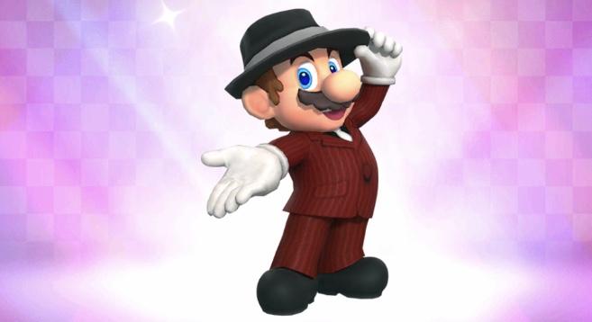 帽子をかぶったキャラ 一覧 マリオ(バンドマン)