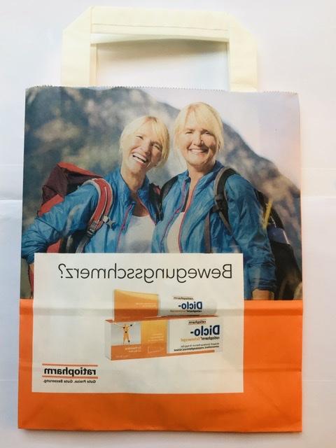 ドイツでマスクを買う方法 紙袋